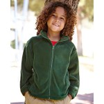 fruit kids fleece