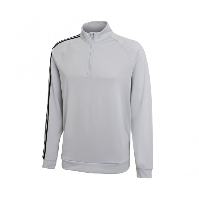 Adidas 3-stripe ¼ zip layering top