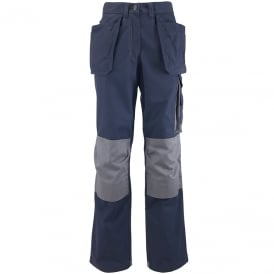 Women's tungsten holster trousers