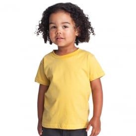 Kids fine jersey short sleeve T (2105)