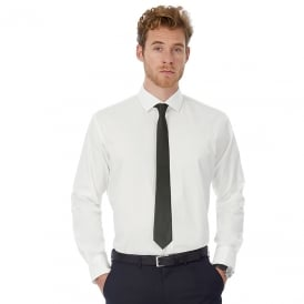 B&C Black tie LSL /men