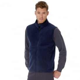 B&C Full Zip Traveller+ Fleece