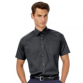 B&C Sharp Short Sleeve Men