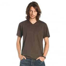 Mick Classic/Men V Neck T-Shirt