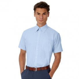 Oxford short sleeve/men