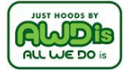 All We Do Is Hoods Kids AWDis sweatshirt
