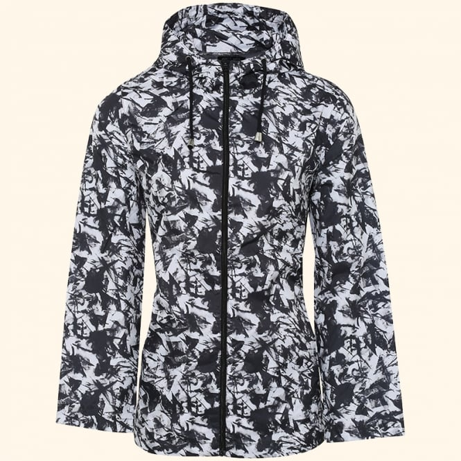 Brave Soul Sheldon - ladies marble print mac