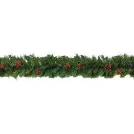 Christmas Shop 2.7m Garland