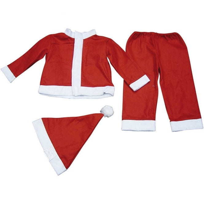Christmas Shop Kids Christmas Santa suit