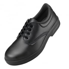 Lace up shoe black washable (DK42)