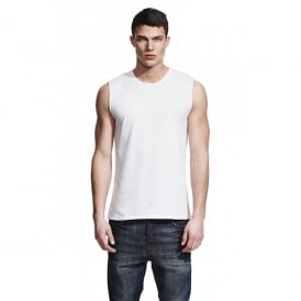 Men's Sleeveless Jersey T-Shirt
