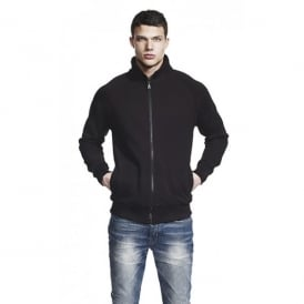 Men's Sweat Jacket With Pockets