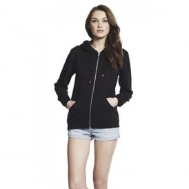 Women's Lightweight Zip-Up Hoody