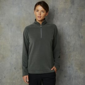 Womens Basecamp Microfleece HZ