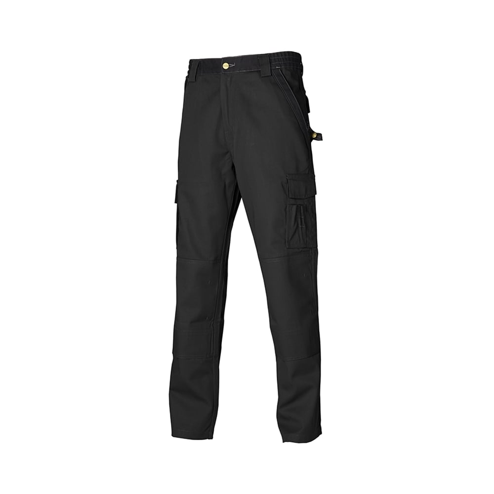 6dc18f8705d Herrenmode Dickies WD400 Industry 300 Two-Tone Work Trousers Knee Pad  Pockets
