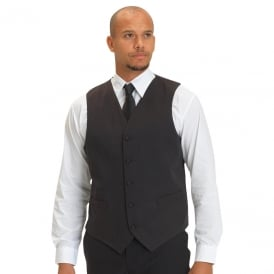 Unisex plain waistcoat (DS27) - part of the Joseph Alan Collection
