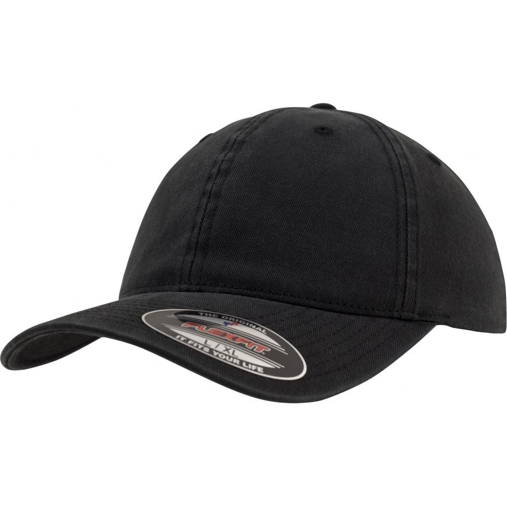 0efae2ed2 Flexfit garment washed cotton dad hat (6997) | Buytshirtsonline