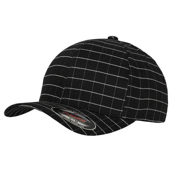 Flexfit By Yupoong Flexfit square check cap