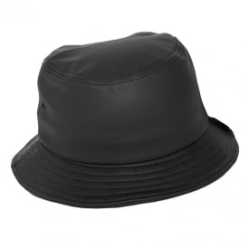 Imitation full leather bucket hat (5003FL)