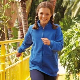Fruit Of The Loom Children's Sweat Jacket