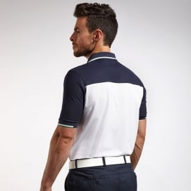 g.Frederick collar block polo shirt (MSP7462-FRE)