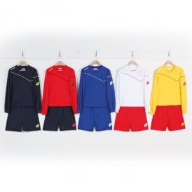 Kit long sleeve sigma (shirt and shorts)
