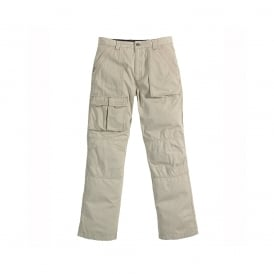 6 pocket crew cotton trouser