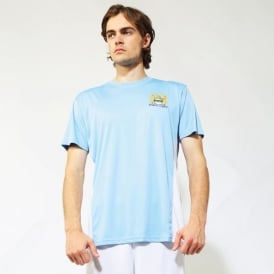 Manchester City Adults Performance T-shirt