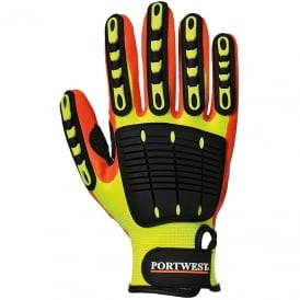 Anti-impact grip glove (A721)