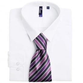 Workwear Candy Stripe Tie