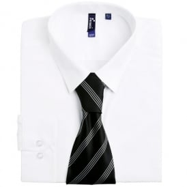 Workwear Four Stripe Tie