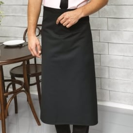 Workwear Long Cotton Bar Apron