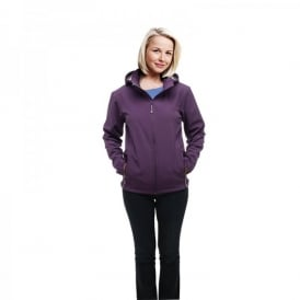 Women's Arley hooded softshell
