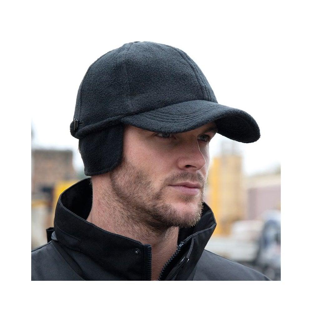 00342ddafeb Active fleece cap