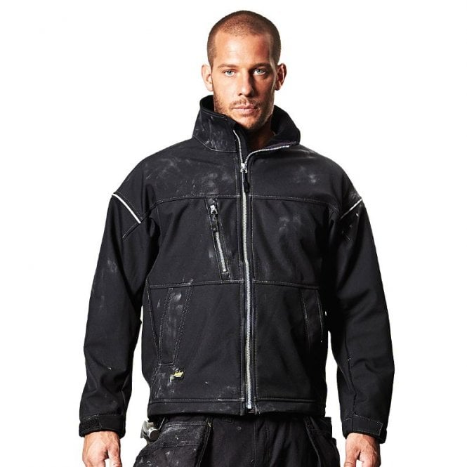 Snickers Profiling soft shell jacket (1211)