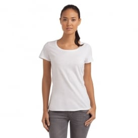 Nano Womens Crew Neck T-Shirts
