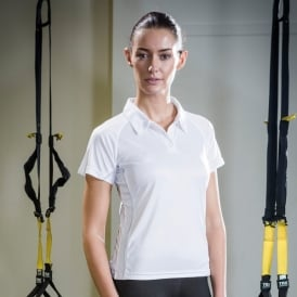 Women's Performance Wicking Polo Shirt